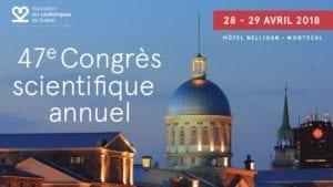 47e congrès scientifique annuel